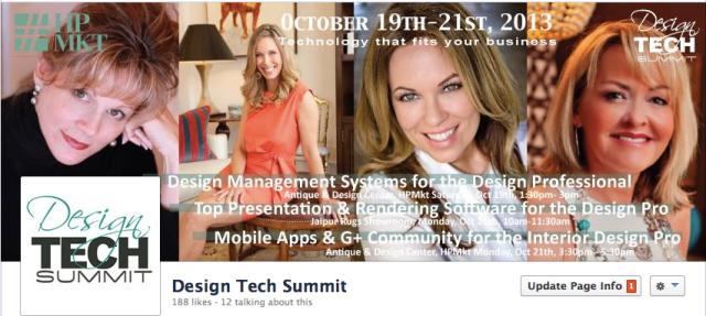 hpmkt design tech summitt