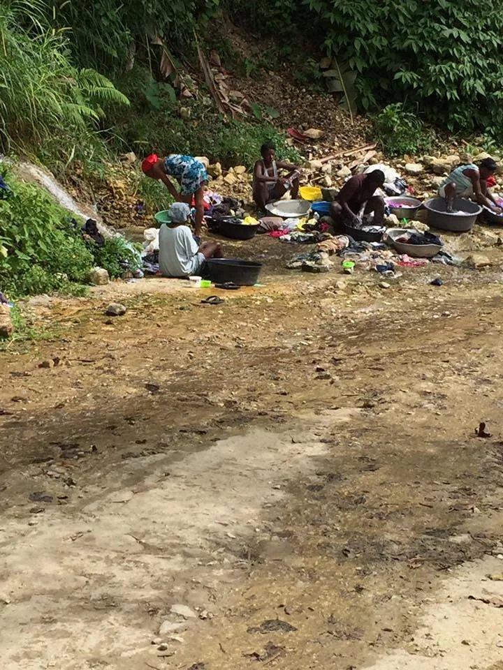 haiti-washing
